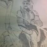 Original Joust sketch 2
